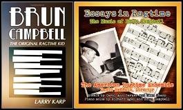 Brun Campbell Book & CD