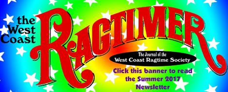 2017 Summer West Coast Ragtimer
